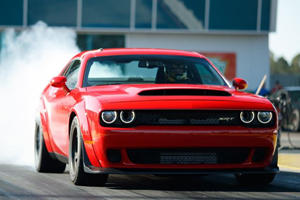 Dodge Demon Unleashed With 840-HP And Single Digit Quarter Mile Times