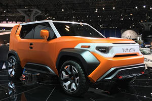 Toyota's New Concept Car Could Be A Successor To The FJ Cruiser