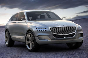 Genesis GV80 Concept Debuts In New York And Redefines The Entire Brand