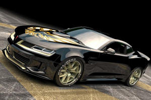 1,000-HP Trans Am 455 Super Duty Muscles Into New York