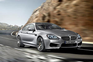 Next-Gen BMW 6 Series Gran Coupe To Answer Mercedes-AMG GT Concept
