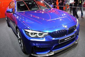 BMW M4 CS Debuts In Shanghai With Nurburgring-Stomping 460-HP