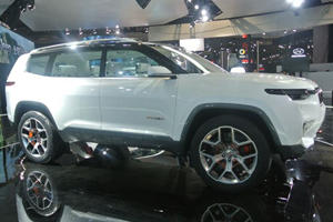 Jeep Yuntu Concept Drops In Shanghai With No Chance Of Coming To America