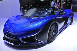 Qiantu K50 Is A Chinese EV Sports Car You Might See In The US