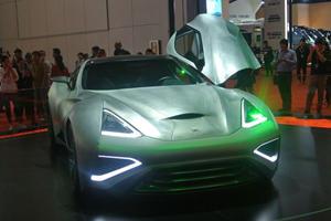 The Vulcano Titanium Has A $10 Million Price Tag In China