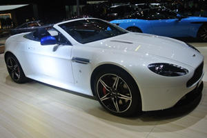 Aston Martin V8 Vantage S Great Britain Edition Limited To Five Units