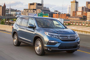 Honda Could Revive The Passport As A Two-Row Pilot SUV
