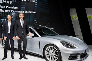 Porsche Unveils Five Models For China In Shanghai Following Record Sales
