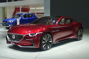 MG E-Motion EV Sports Car To Take On Tesla In 2020