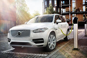 The First Electric Volvo Will Be Made In China And Go On Sale In 2019