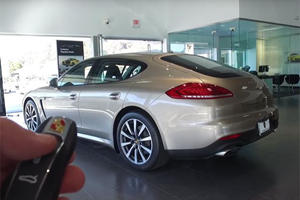 The First Gen Porsche Panamera Earns Our Respect Despite Being Ugly