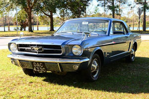 Ford Built An AWD Mustang Back In 1965 And The Prototype Still Exists