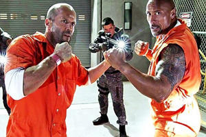 The Rock Declares He'll Destroy Statham In Furious Spin-Off