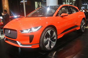 The I-Pace Proves Jaguar Is The Most Forward-Thinking Carmaker Around