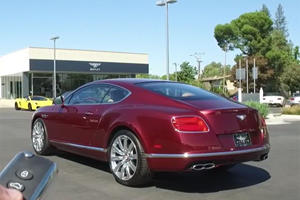 The Bentley Continental GT V8 Makes Us Question Why You'd Need The W12