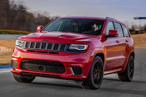 2018 Jeep Grand Cherokee Trackhawk First Look Review: The Most Badass SUV Ever Built