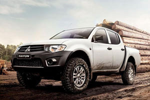 Mitsubishi Possibly Planning A New Pickup And Sedan For The US