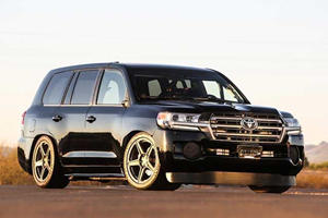 Toyota Land Speed Cruiser Breaks Record For Fastest SUV In The World