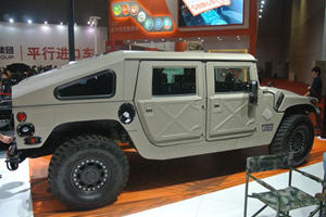 All-American H1 Hummers Are Now Being Built For Rich Chinese