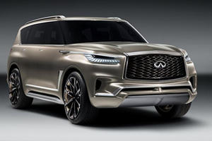 Restyled 2018 Infiniti QX80 Will Keep Same Engine And Architecture