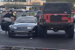 Jeep Wrangler's Dose Of Street Justice Fails Thanks To Right-Hand Drive