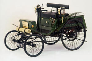 How Fast Was The First Car To Ever Receive A Speeding Ticket Going?