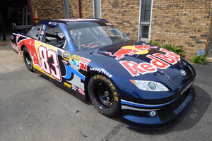 This Authentic NASCAR Stock Car Is A $35,000 Bargain