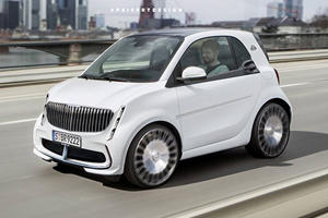 What If Maybach Made A City Car?