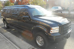 This Insane Ford Excursion Costs More Than A New Range Rover