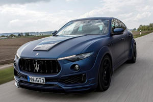 Maserati Levante Gets More Power And Plenty Of Style
