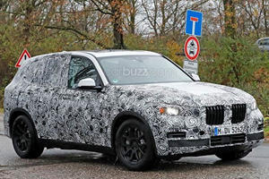 The BMW X7 Won't Launch Until Early 2019
