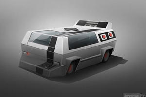 This Is What Games Consoles Would Look Like As Cars