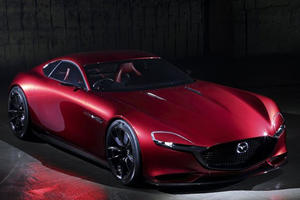 Mazda Sure Looks Like It's Gearing Up For An RX-7 Revival