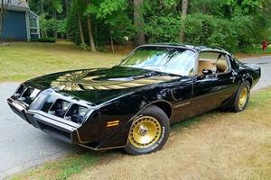 Channel Your Inner Bandit With This Limited Edition Trans Am