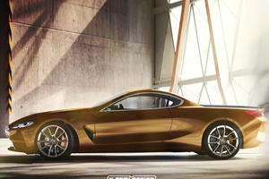 BMW 8 Series To Spawn Gran Coupe, Shooting Brake And Pickup?