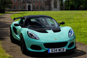 The Fastest Street Legal Lotus Elise Goes From 0-60 In 3.9 Seconds