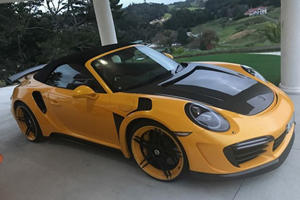 Russian Tuner Destroys Porsche 911 With Some Seriously Ugly Upgrades