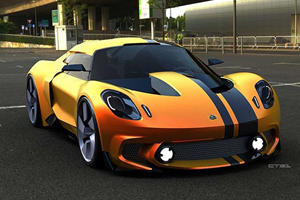 2020 Lotus Elise Render Remains True To Its Roots