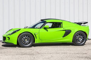Jerry Seinfeld's Lotus Sold For Way Less Than Any Of His Prized Porches