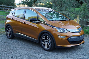 2017 Chevrolet Bolt Review:  We Discover Why Electric Cars Are King