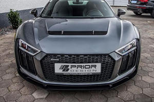 Audi R8 Gets Some Serious Attitude By Prior Design