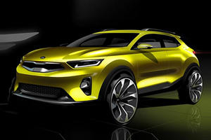 Say Hello To The Stonic: The New Baby SUV From Kia