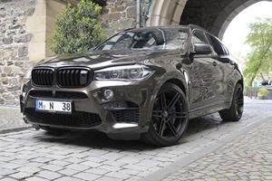 Manhart Bulks Up The BMW X6 M Into A 690-HP Beast