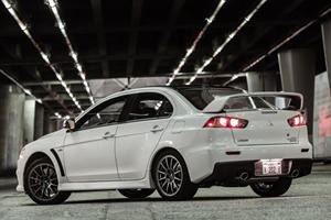 A New Mitsubishi Lancer Evo Could Happen...In Six Years