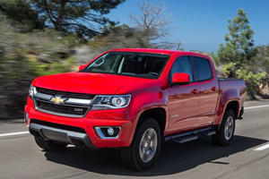 Don't Expect The Next Generation Chevrolet Colorado Until 2022