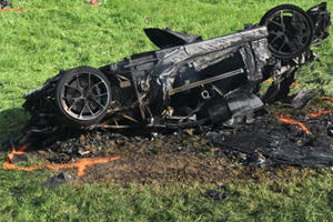 Richard Hammond's Crash Is Now Being Investigated By The FIA