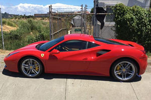 Guy Steals Ferrari Then Gets Caught Because He Doesn't Have Gas Money
