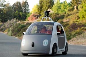 "Google Retires That Depressing ""Firefly"" Self-Driving Pod"