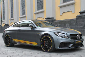 Mercedes-AMG C63 Transformed Into 700-HP Weapon