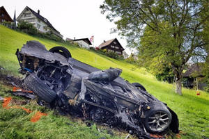 Here's What Rimac Has To Say About Richard Hammond's Crash